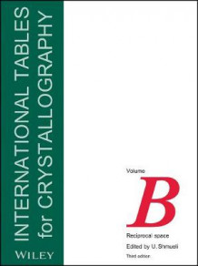 International Tables for Crystallography: Reciprocal Space Volume B av U. Shmueli (Innbundet)
