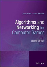 Omslag - Algorithms and Networking for Computer Games
