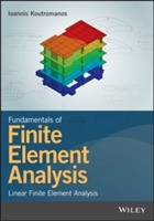 Omslag - Fundamentals of Finite Element Analysis