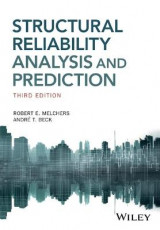 Omslag - Structural Reliability Analysis and Prediction