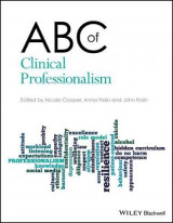 Omslag - ABC of Clinical Professionalism