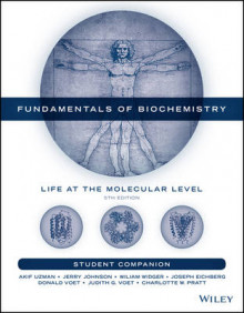 Student Companion to Accompany Fundamentals of Biochemistry av Donald Voet (Heftet)