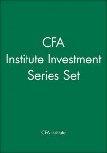 CFA Institute Investment Series Set av CFA Institute (Innbundet)