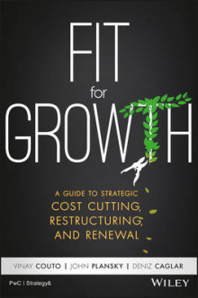 Fit for Growth av Vinay Cuoto, John Plansky, Deniz Caglar og Wiley (Innbundet)