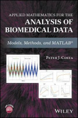 Omslag - Applied Mathematics for the Analysis of Biomedical Data