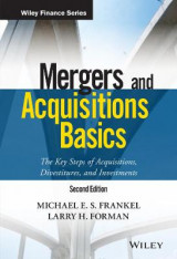 Omslag - Mergers and Acquisitions Basics