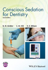 Omslag - Conscious Sedation for Dentistry