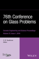 76th Conference on Glass Problems: Volume 37, Issue 1 (Version A) av Wiley (Innbundet)