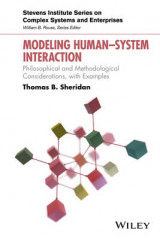 Omslag - Modeling Human-System Interaction