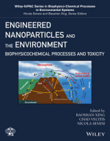Omslag - Engineered Nanoparticles and the Environment