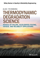 Omslag - Thermodynamic Degradation Science