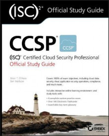 CCSP (ISC)2 Certified Cloud Security Professional Official Study Guide av Brian T. O'Hara, Ben Malisow, Tom Rubendunst og Wiley (Heftet)