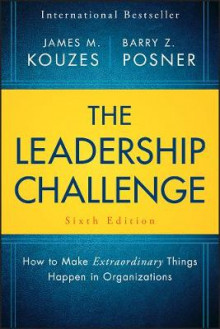 The Leadership Challenge av James M. Kouzes og Barry Z. Posner (Innbundet)