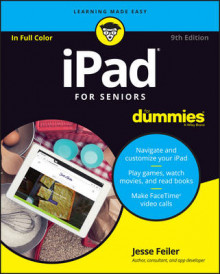 iPad For Seniors For Dummies av Jesse Feiler (Heftet)