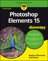 Omslag - Photoshop Elements 15 For Dummies