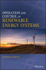 Omslag - Operation and Control of Renewable Energy Systems