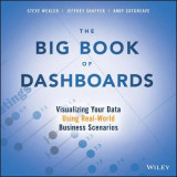 Omslag - The Big Book of Dashboards