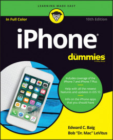 iPhone For Dummies av Edward C. Baig og Bob LeVitus (Heftet)