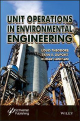 Omslag - Unit Operations in Environmental Engineering