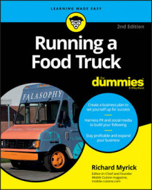 Running a Food Truck For Dummies av Richard Myrick og Consumer Dummies (Heftet)
