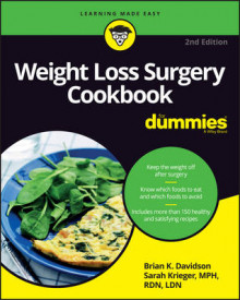 Weight Loss Surgery Cookbook For Dummies av Brian K. Davidson, Sarah Krieger og Consumer Dummies (Heftet)