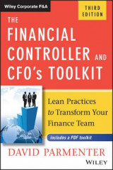 Omslag - The Financial Controller and CFO's Toolkit