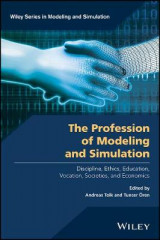 Omslag - The Profession of Modeling and Simulation