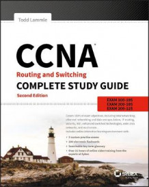 CCNA Routing and Switching Complete Study Guide av Todd Lammle (Heftet)