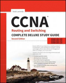 CCNA Routing and Switching Complete Deluxe Study Guide av Todd Lammle (Innbundet)