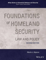 Omslag - Foundations of Homeland Security