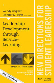 Leadership Development through Service-Learning (Heftet)