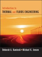 Introduction to Thermal and Fluids Engineering av Michael K. Jensen og Deborah A. Kaminski (Innbundet)