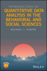 Omslag - Introduction to Quantitative Data Analysis in the Behavioral and Social Sciences