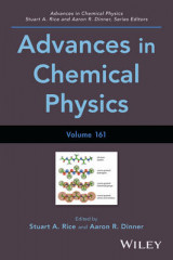 Omslag - Advances in Chemical Physics, Volume 161