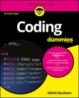 Omslag - Coding For Dummies