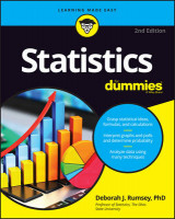 Omslag - Statistics For Dummies