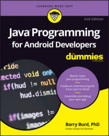 Java Programming for Android Developers for Dummies, 2nd Edition av Barry A. Burd (Heftet)