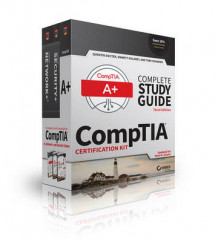 CompTIA Complete Study Guide: Updated for New A+ Exams av Quentin Docter, Emmett Dulaney, Todd Lammle, Toby Skandier og Adjunct Professor Collin College Texas Chuck Easttom (Heftet)