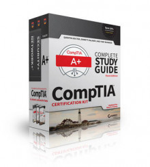 CompTIA Complete Study Guide 3 Book Set, Updated for New A+ Exams av Quentin Docter, Emmett Dulaney, Todd Lammle, Toby Skandier og Chuck Easttom (Heftet)