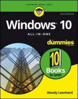 Omslag - Windows 10 All-in-One For Dummies