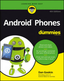 Android Phones For Dummies av Dan Gookin (Heftet)