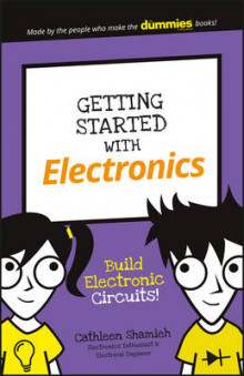 Getting Started with Electronics av Cathleen Shamieh (Heftet)