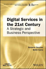 Omslag - Digital Services in the 21st Century