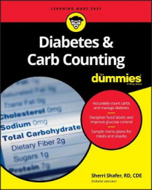 Diabetes and Carb Counting For Dummies av Sherri Shafer (Heftet)