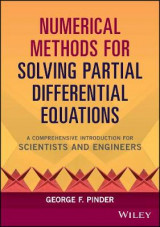 Omslag - Numerical Methods for Solving Partial Differential Equations