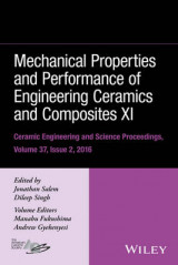 Omslag - Mechanical Properties and Performance of Engineering Ceramics and Composites XI