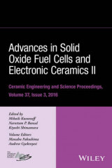 Omslag - Advances in Solid Oxide Fuel Cells and Electronic Ceramics II