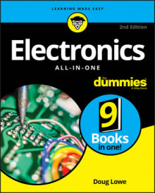 Electronics All-in-One For Dummies av Doug Lowe (Heftet)