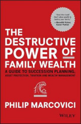 Omslag - The Destructive Power of Family Wealth