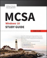 Omslag - MCSA Windows 10 Study Guide
